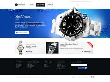 Another Magento Design