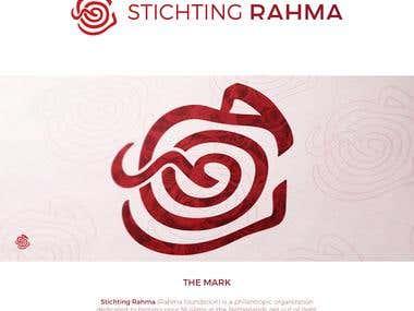 Logo Stichting Rahma