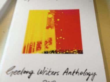 Splashes of Colour - Geelong Writers Anthology