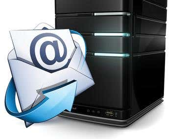 Email Server Setup / Email Marketing