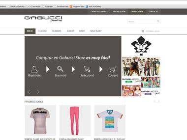 Gabucci Store