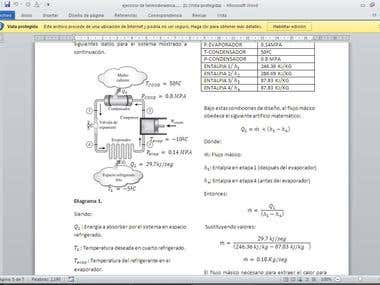 calculation engineering