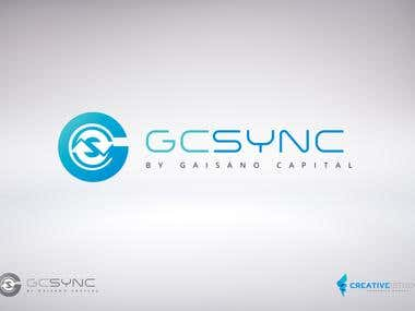 GC Sync Logo & App Icon Design