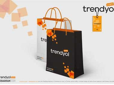 Trendyol.com / Modagram.com Packaging Design
