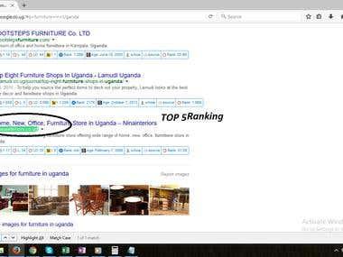 Top 10 rank