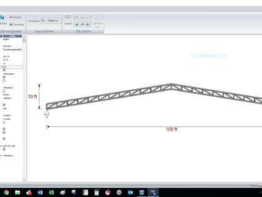 Truss optimized design and detailing using different codes