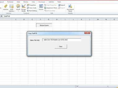 Excel Macro Automate Create new sheets and fill information