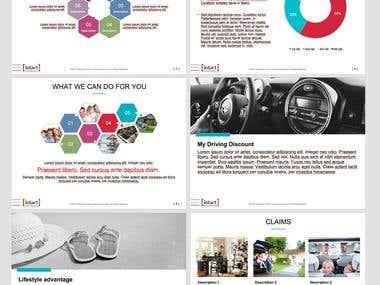 Presentation Designs