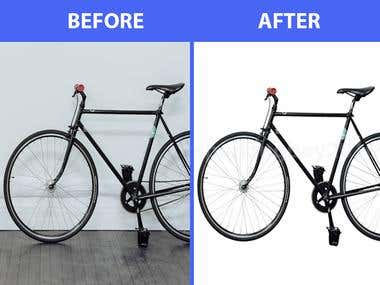 Cycle Background Remove