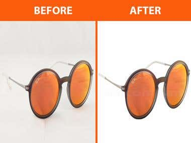 Sun glass Background Remove