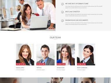 lawyer advocate site