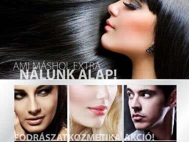 Beauty Bar Website
