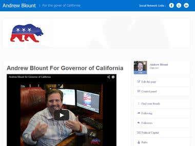 AndrewBlound.com
