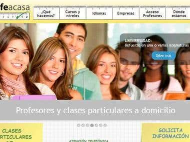 elprofeacasa WORDPRESS HTML SEO