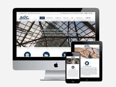 #SdcExecutive - A Wordpress Development