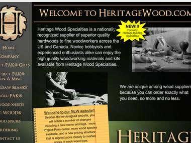HeritageWood