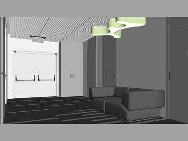 Sample of Interior Modeling