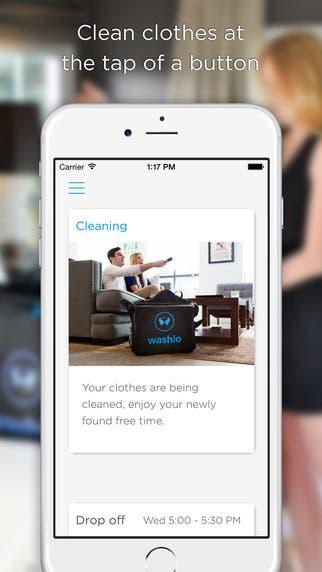 DryCleaner IOS App
