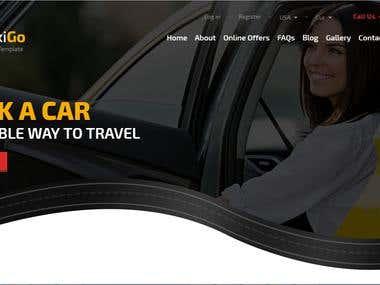 Taxigo : Online platform to book taxi