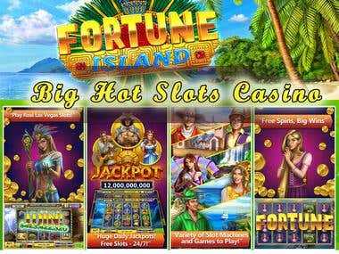 Big Hot Slots Casino