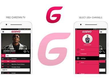 Godvo Entertainment App