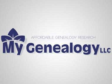 MY GENEALOGY LOGO