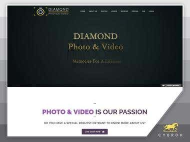 Diamond Films Website