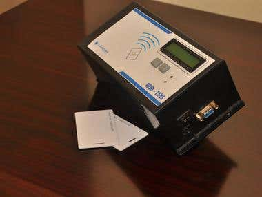 RFID Based Time Access Management System (RFID-TAMS)