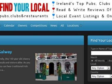 FindYourLocal.ie