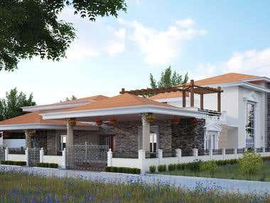 villa at chennai