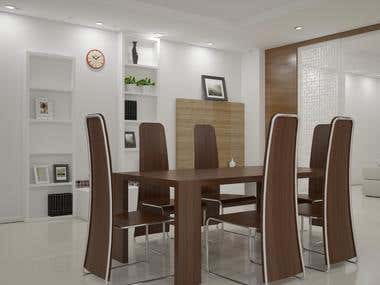 living hall design at tirupur