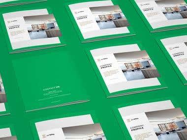 ZenVita – Company Profile Brochure