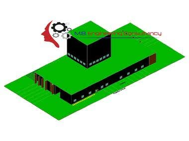 FOOD MANUFACTURING AND PROCESSING WAREHOUSE