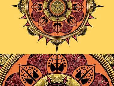 Mandala | The Lion King