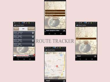 Route Tracker