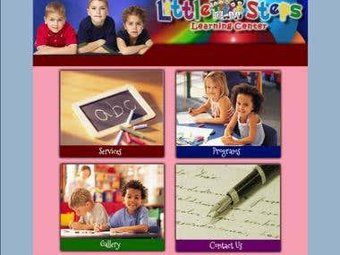 Daycare Website