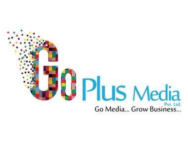 Go Plus Media Company Logo