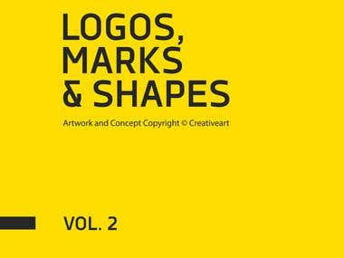 Creative Logos & Marks Vol.2