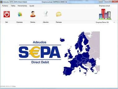 2016 – Adeudos SEPA (SEPA Direct Debit)