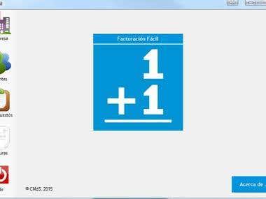 2016 – Factil. Facturación Fácil