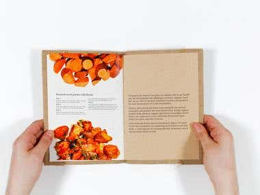 Promotional Book For Food truck Business