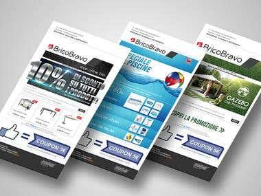 Web Design / App Design