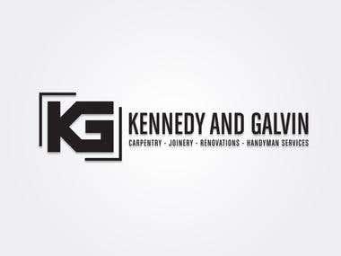 Kennedy & Galvin - Logo Design