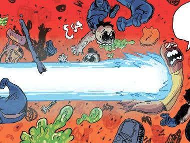illustration from superbomba