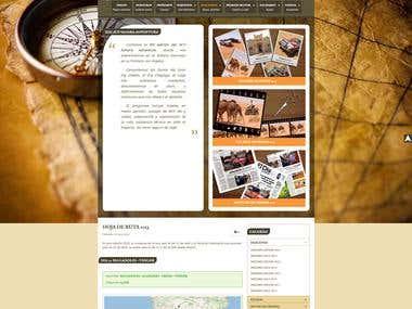 Joomla self-managed site