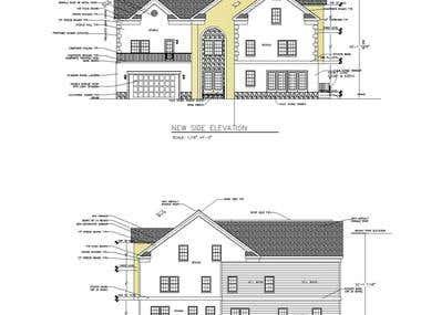 House plans - Washington DS