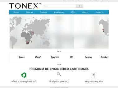 Tonex Print