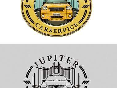 """Logo """"Jupiter"""""""