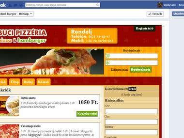 Dynamic php basis web page.