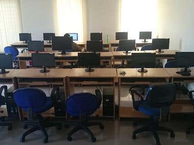 VJ IT Services office premises